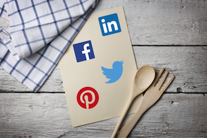 The Recipe for Perfect Social Media Posts [Infographic]