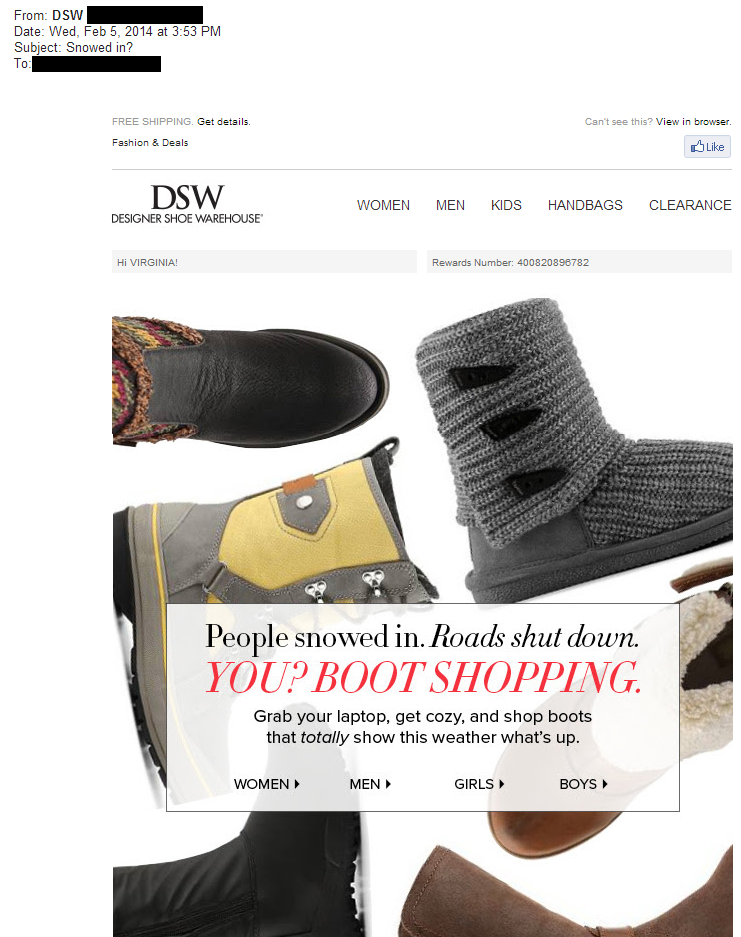 dsw-email
