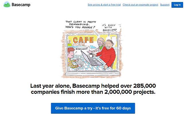 Basecamp-homepage-example