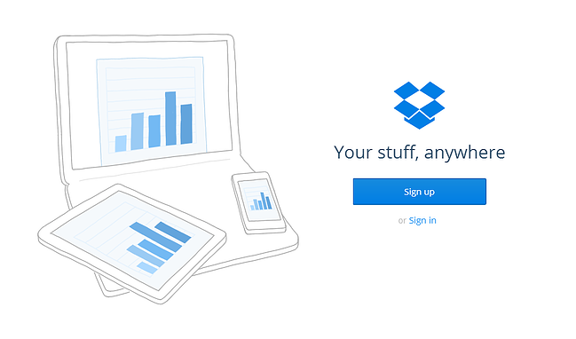 Dropbox-homepage-example
