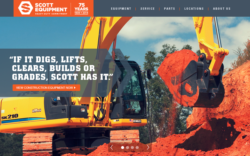 Scott-Equipment