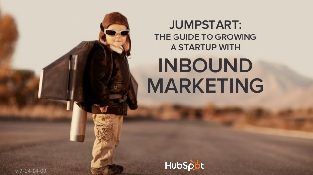 The Essential Guide to Growing Your Startup with Inbound Marketing [SlideShare]