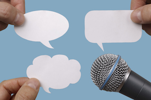 microphone-event-speech-live-tweet