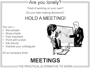 How to Run the Most Effective Team Meeting of Your Life [Quick Tip]