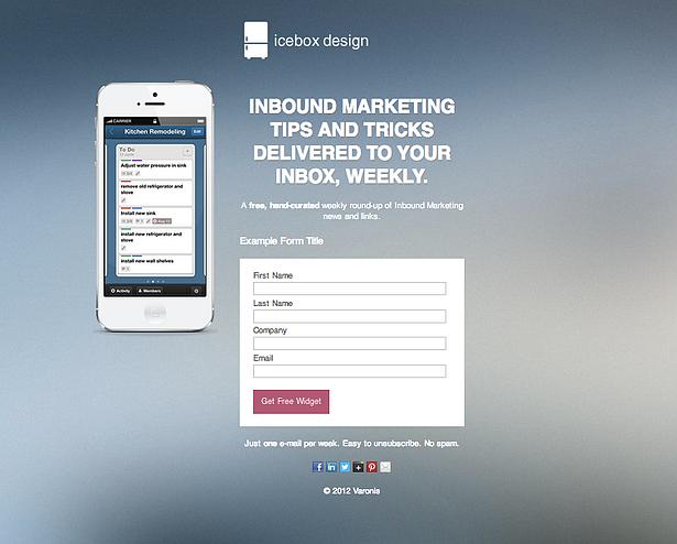 Event-registration-page-design