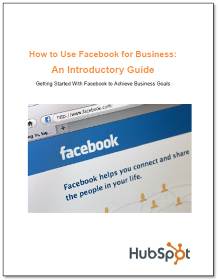 Free eBook: How to Use Facebook for Business: An Introductory Guide