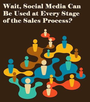 Wait, Social Media Can be Used at Every Stage of the Sales Process?