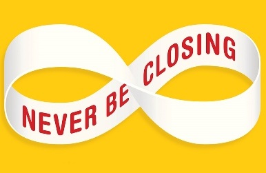 Never_Be_Closing