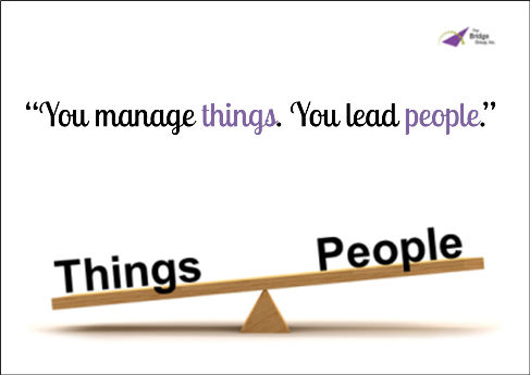 Managing vs. Leading: Does Your Team Know the Difference?