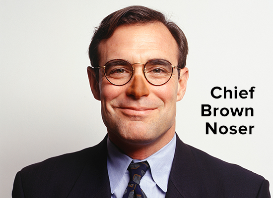chief-brown-noser