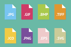 How and When to Use the 9 Most Common Types of Image Files