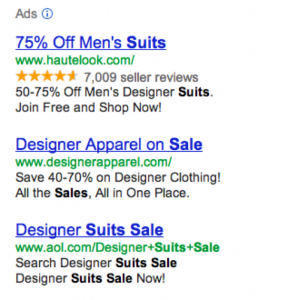 Are You Aware? The Art of Writing Paid Search Copy