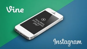 Instagram & Vine: Mobile Video Applications Can Co-Exist