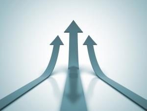 success arrows