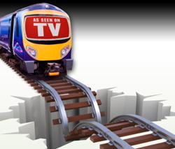 DRTV Derailers Broken Tracks