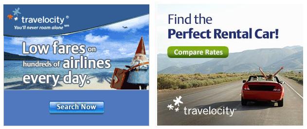 Travelocity Retargeting