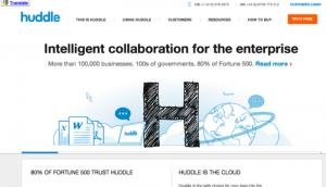 Tech Profile: Huddle