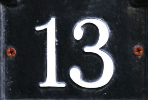 Lucky Thirteen: Trends for 2013