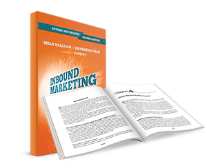 Announcing the Launch of the New Inbound Marketing Book [Free Preview]