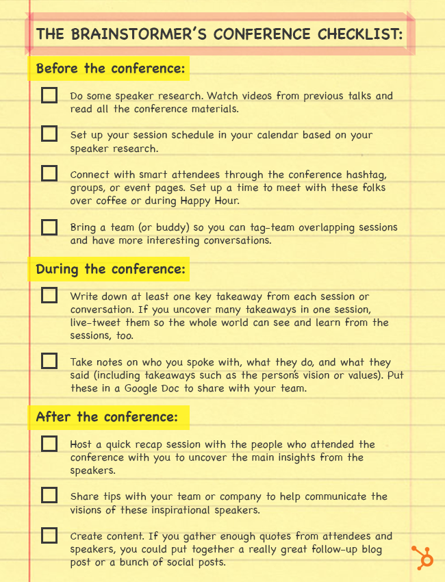 Brainstormers_Checklist