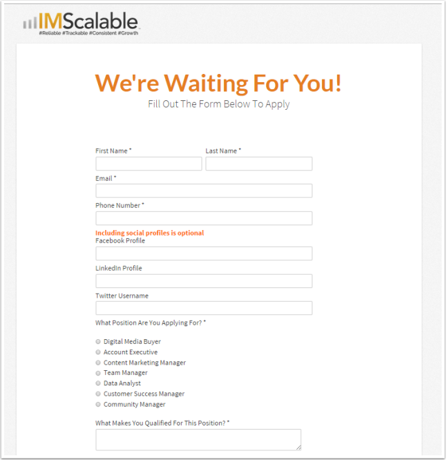 IMScalable_HiringLandingPage