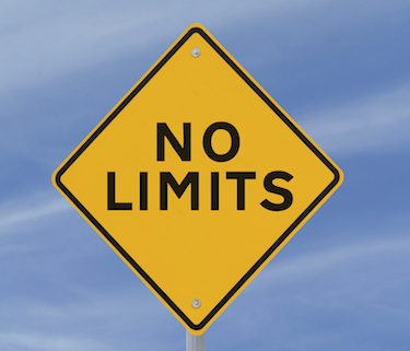 no_limits_sign