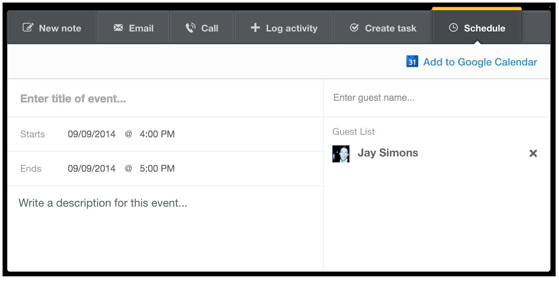 Email & Calendar