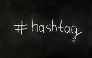 The Anatomy of a Conference #Hashtag