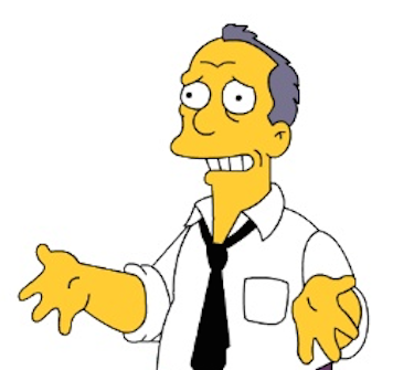 What The Simpsons' Ol' Gil Could Learn From Social Sales [SlideShare]
