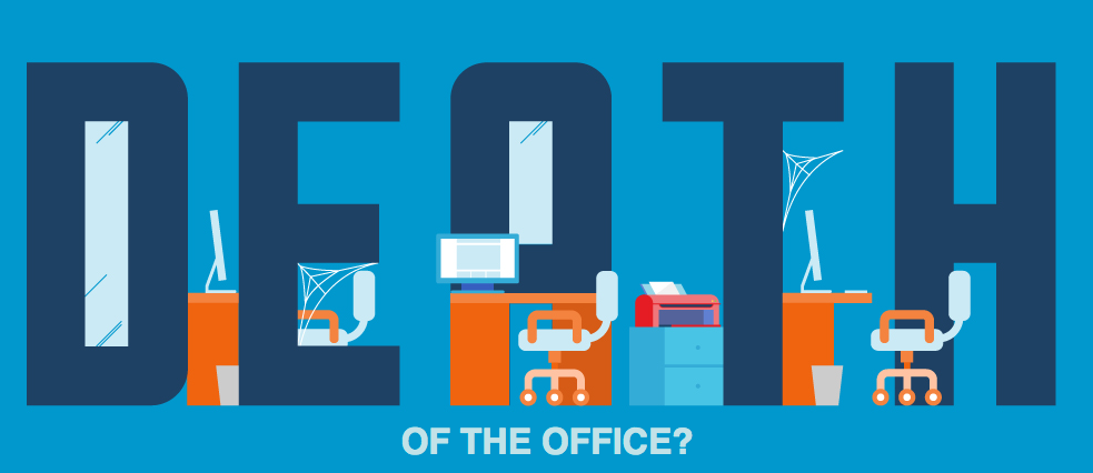 Will Telecommuting Replace the Office? How Technology Is Shaping the Workplace [Infographic]