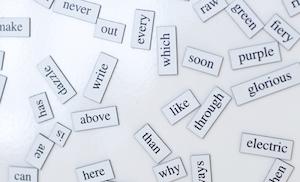 How to Write a Darn Good Sentence [SlideShare]