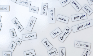 How to Write a Darn Good Sentence [SlideShare]