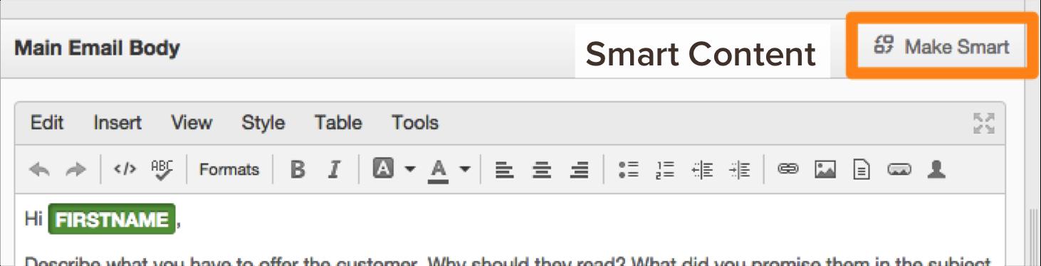 Smart_Conten_in_email
