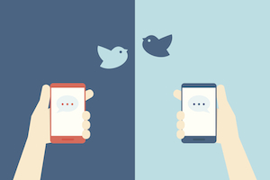 To Auto-Publish or Not to Auto-Publish on Social Media. That Is the Question