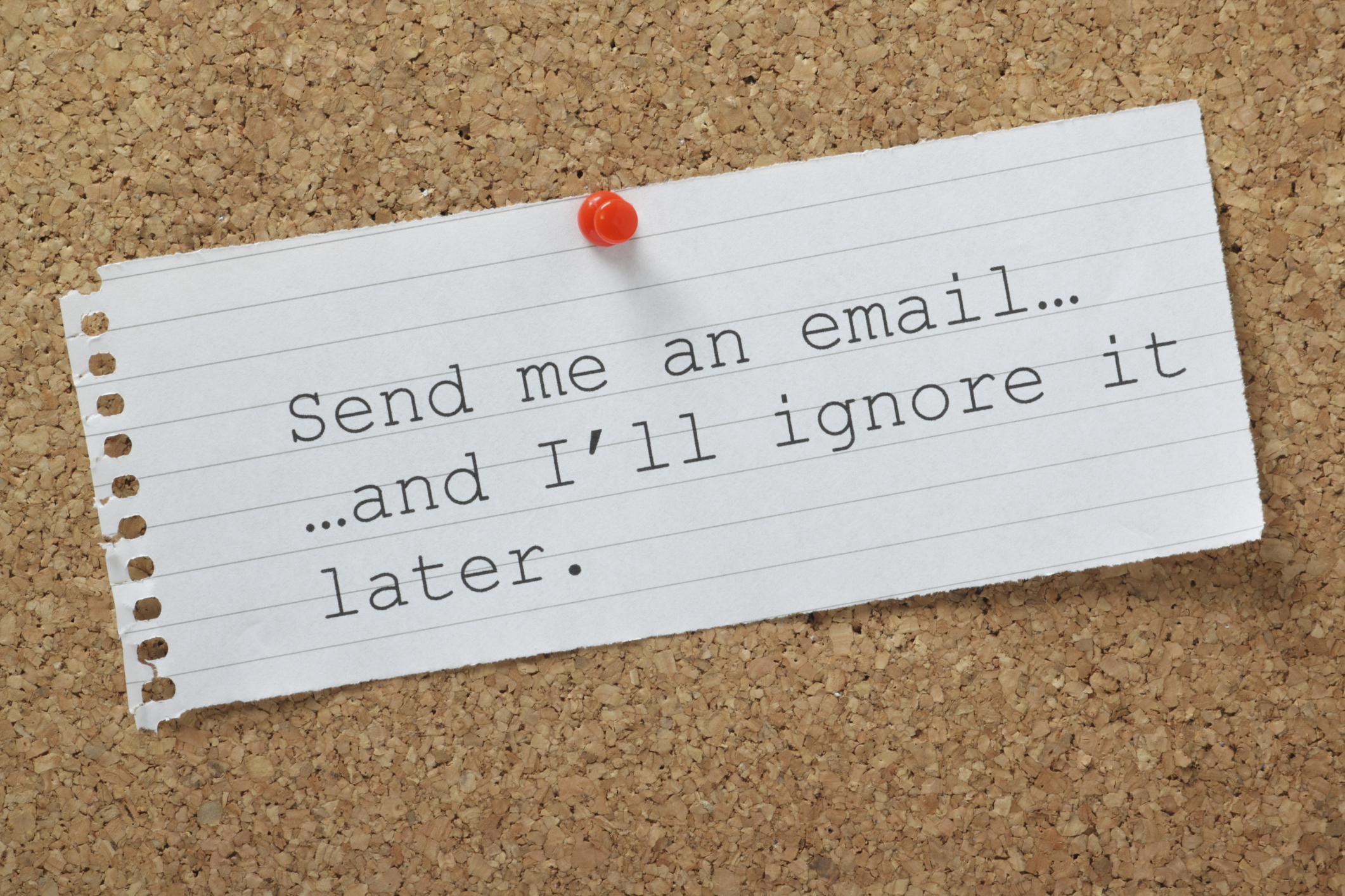 Why People Are Ignoring Your Emails [New Ebook]