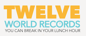 12 World Records You Can Break During Lunch [Infographic]