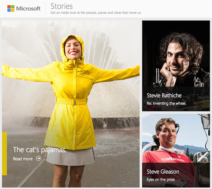What Great Stories Smell Like: Inside Microsoft Stories' Editorial Process