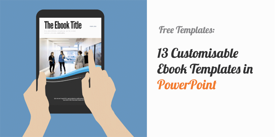 13 beautiful new ebook templates [free download], Modern powerpoint