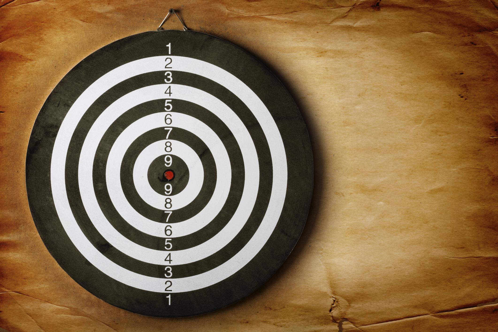 dart-board