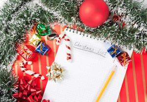 christmas ecommerce list
