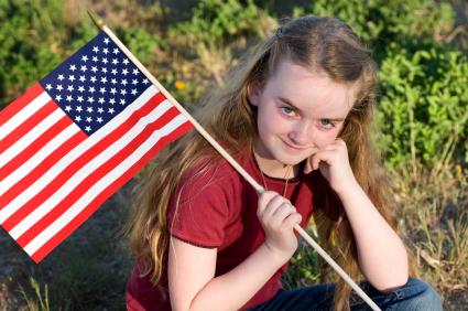 patriotic-pose