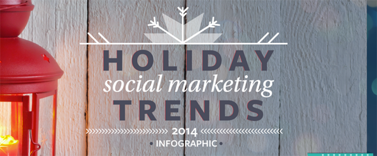 'Tis the Season: How Marketers Are Using Social to Drive Sales This Holiday [Infographic]