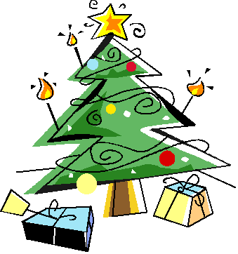 a_christmas_tree_with_wrapped_presents