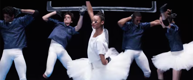 From Jingle Bellies to Ballerina Touchdowns: 4 Ads to Watch This Week