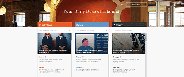 We Completely Redesigned the HubSpot Blog. Here's Why.