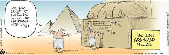 ancient-grammar-police grammar joke