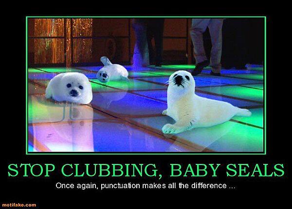 baby-seals grammar joke