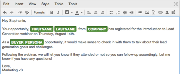 Opportunity_Registered_For_Webinar_Email