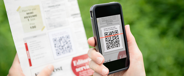 3 Great B2B Uses of QR Codes
