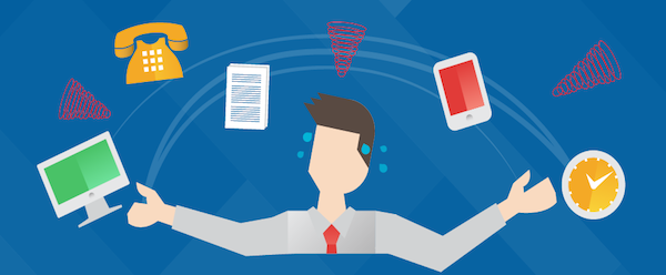 The Hidden Cost of Multitasking [Infographic]